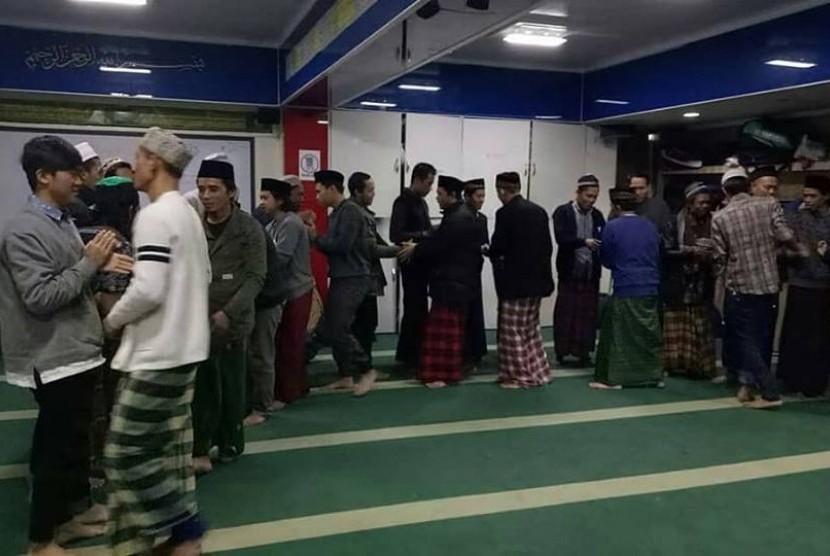 Silaturahim pekerja migran Indonesia di Korea Selatan