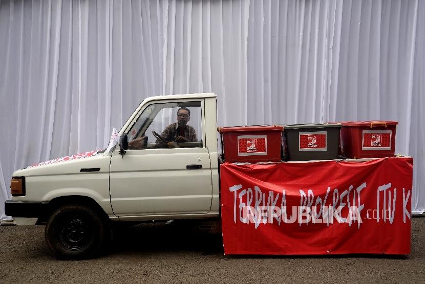 Partai Solidaritas Indonesia (PSI) (Ilustrasi)