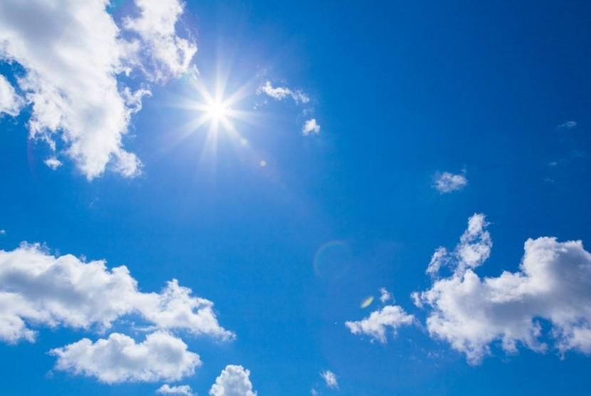 Sinar matahari, sumber vitamin D untuk tubuh.