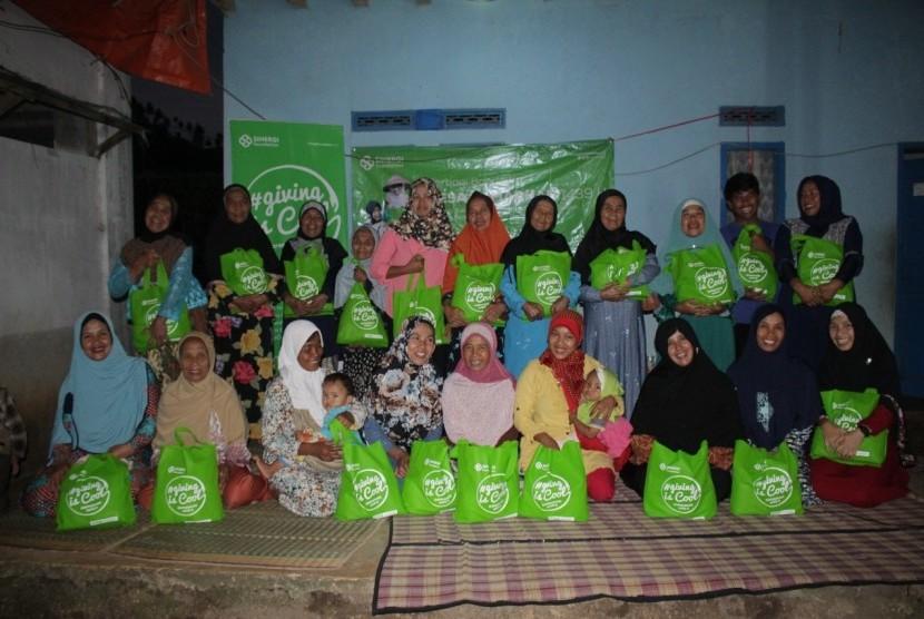 Sinergi Foundation Salurkan Ribuan Paket Ramadhan