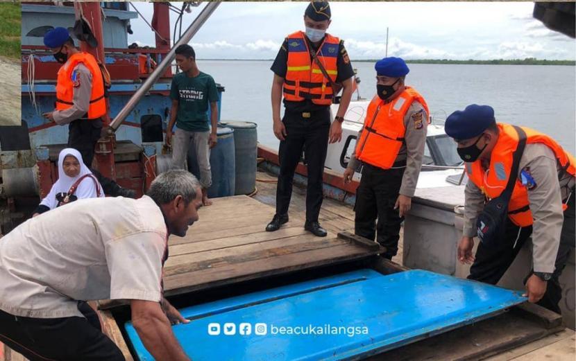 Sinergi Patroli Laut Gabungan dilakukan Bea Cukai Semarang, Aceh dan Sampit