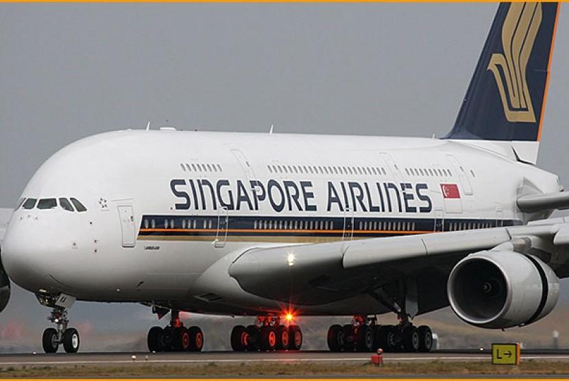Singapore Airlines Hapus Biaya Asuransi Dan Bahan Bakar Republika Online