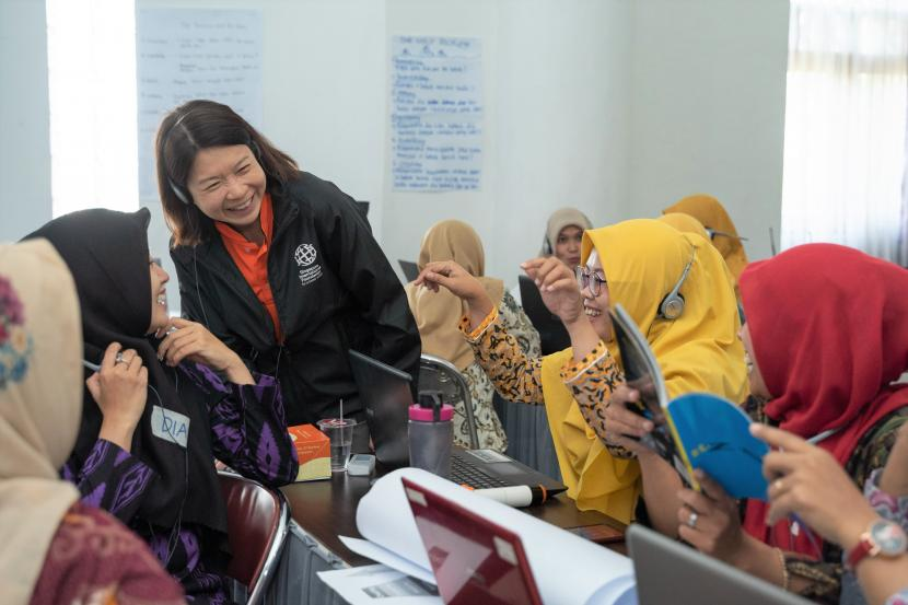 Lembaga Singapura Gelar Program Pendidikan Anak Usia Dini Republika Online
