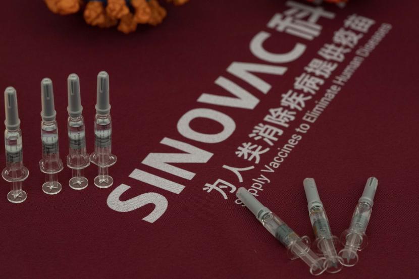 Breaking News Vaksin Covid 19 Sinovac Tiba Di Indonesia Republika Online