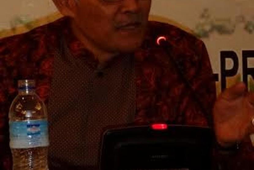Sirmadji, anggota MPR RI F PDI Perjuangan