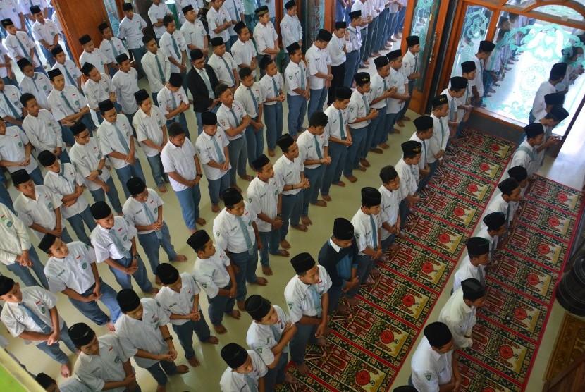 Siswa Madrasah Aliyah Negeri - MAN (ilustrasi)