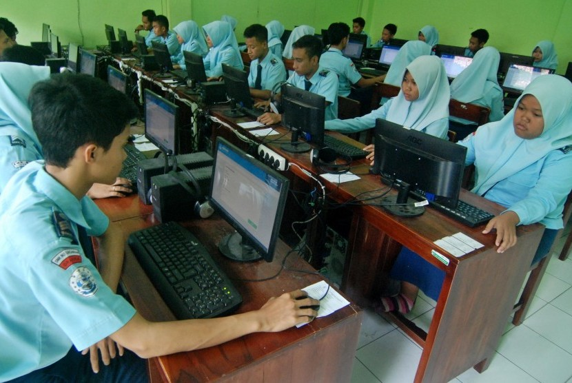 Siswa SMPN di Depok Ikut Peningkatan Kompetensi Pembelajaran