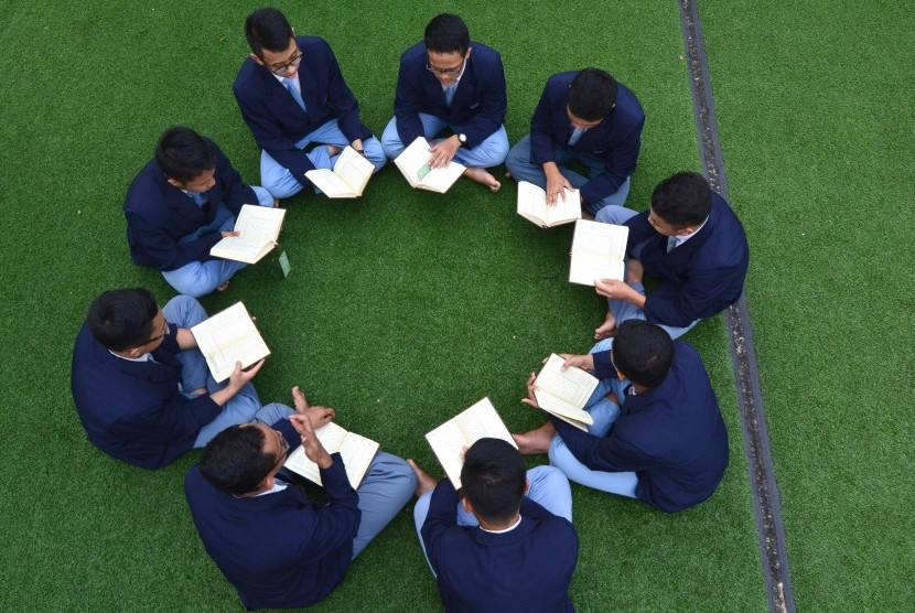 Siswa Smart Ekselensia INdonesia.