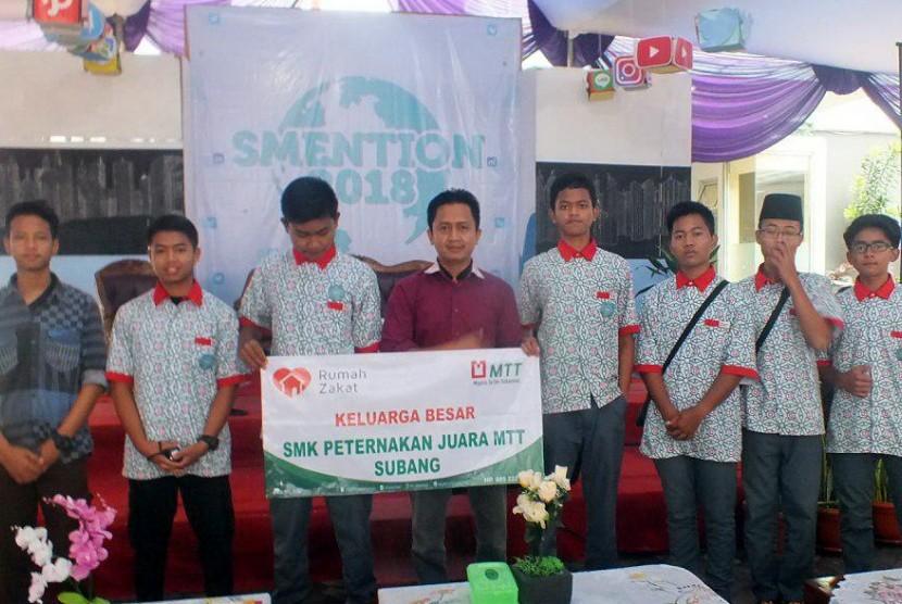 Siswa SMK Peternakan Juara, Raih Prestasi Fotografi