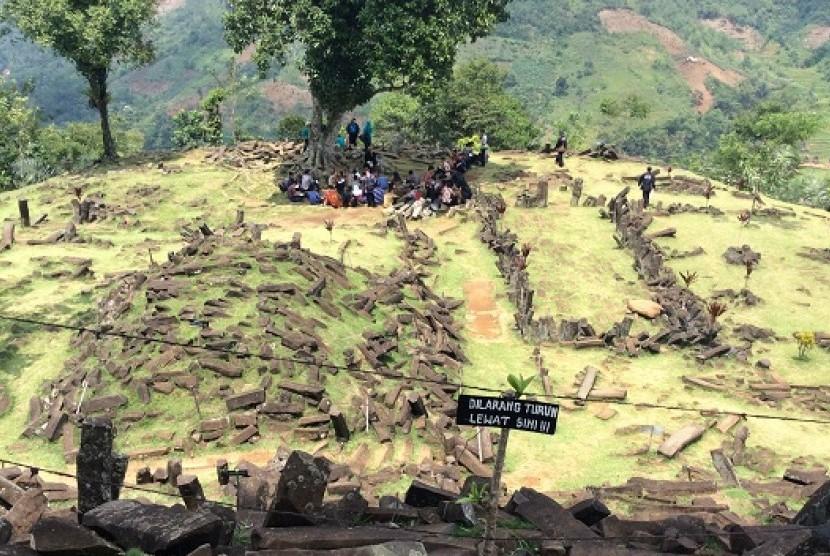 Situs Gunung Padang, Cianjur, Jawa Barat
