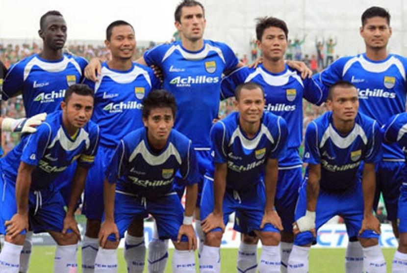 Skuat Persib Bandung Musim 2014