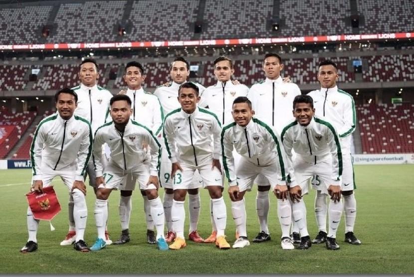 Skuat timnas U-23 Indonesia