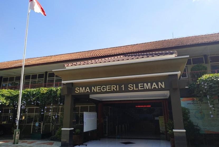 SMA Negeri 1 Sleman, Daerah Istimewa Yogyakarta