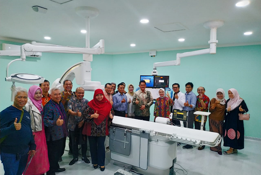 Soft opening layanan Brain Heart and Vascular Center di RS Permata Cibubur.