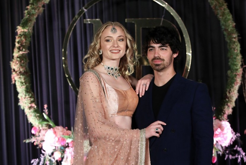 Sophie Turner dan Joe Jonas.