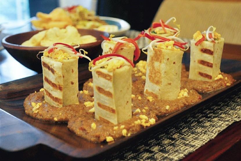 Kbri Beijing Gelar Festival Kuliner Nusantara Republika Online