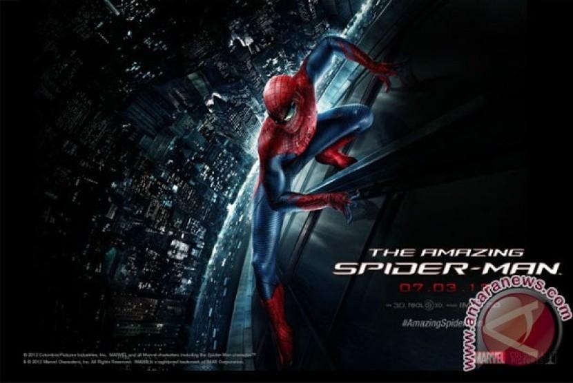 Spiderman The Amazing Kuasai Bioskop Republika Online
