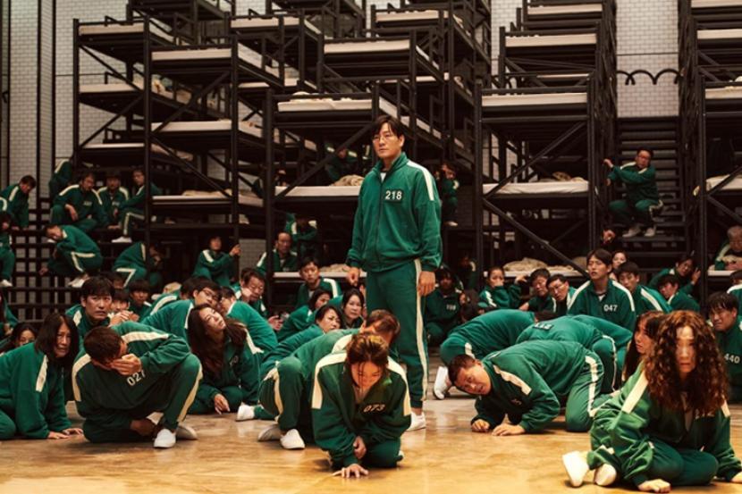 Drama 'Squid Game' dituduh plagiat film Jepang berjudul As The Gods Will.