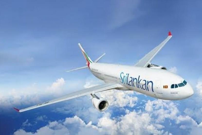 Sri Lankan Airlines.