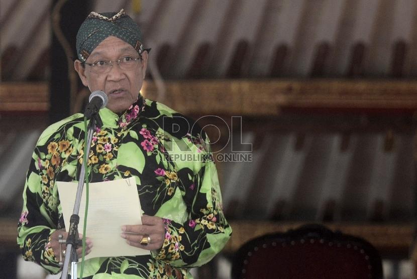 Sultan Berharap Wisatawan tak Khawatir Kondisi Merapi