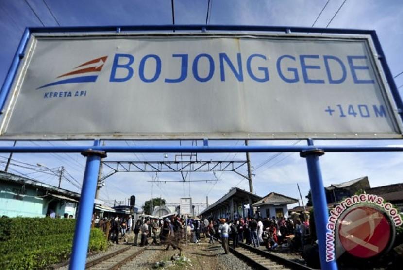 Stasiun Bojonggede