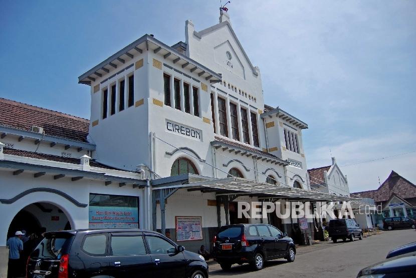 Stasiun Cirebon. KAI Daop 3 Cirebon telah melayani tes antigen terhadap lebih dari 70 ribu penumpang KA.