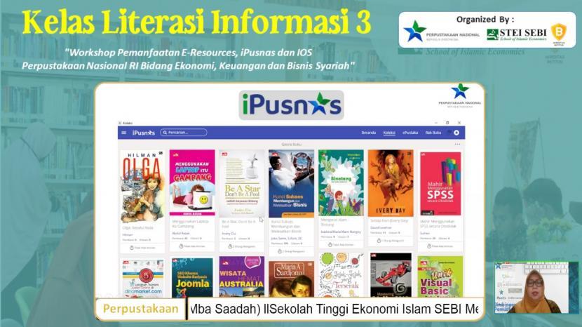 Kelas Literasi Informasi 3
