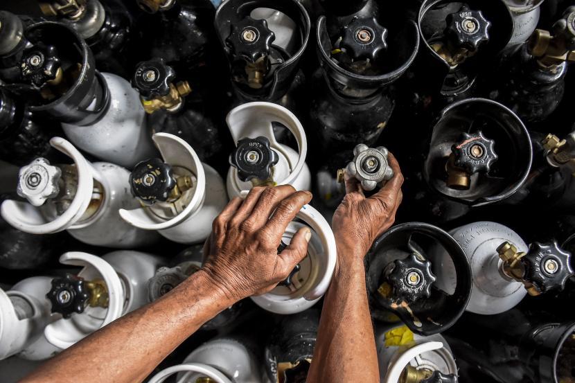 Pemkab Barito Utara Berupaya Penuhi Kebutuhan Oksigen (ilustrasi).