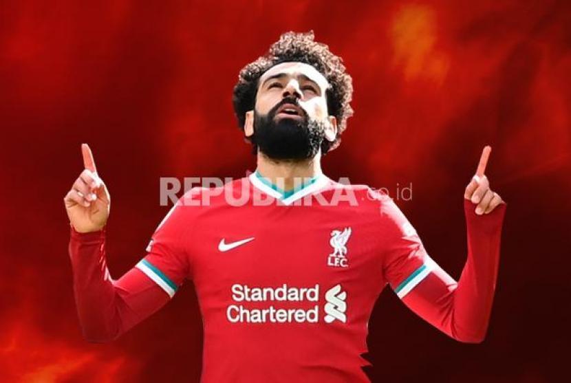 Tuchel Ingin Bawa Pulang Mohamed Salah ke Chelsea