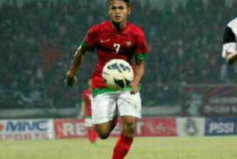 Striker Timnas U-19, Dimas Drajad