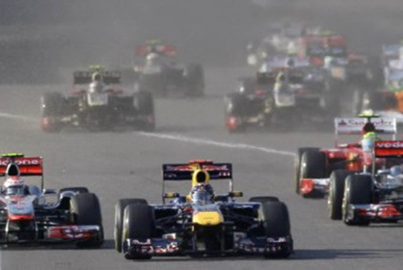 Sttart : Japanese Formula One Grand Prix