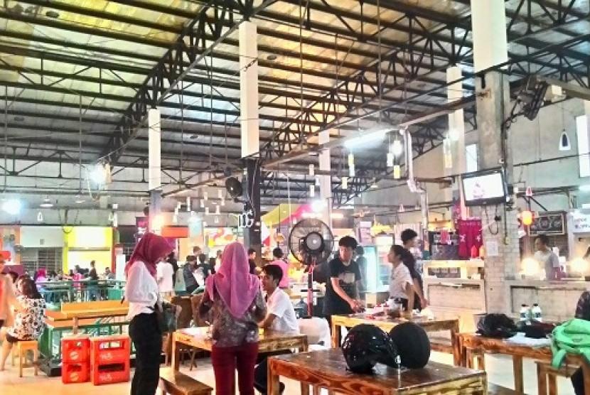 Pasar Santa, Destinasi Wisata Kuliner Anak Muda Jakarta | Republika Online