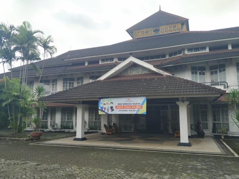 Mulai Besok Hotel Crown Tasikmalaya Jadi Tempat Isolasi Republika Online