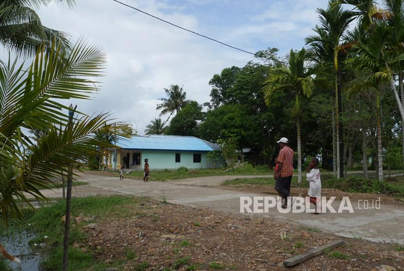 suasana kampung malaumkarta mereka taat menjalankan egek konservasi sumber  190328193134 988