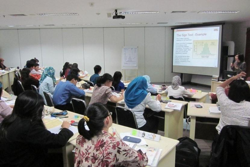 Suasana Kelas Program Pendidikan Akuntansi