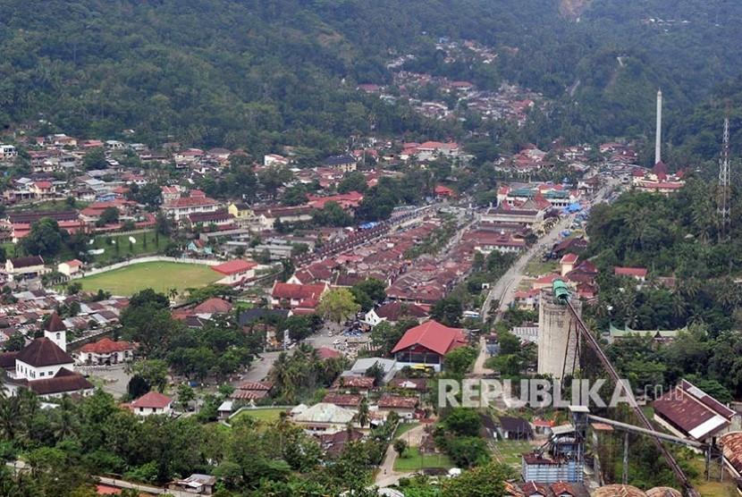 Sawahlunto Dari Kota Mati Menjadi Warisan Budaya Unesco 2 Republika Online