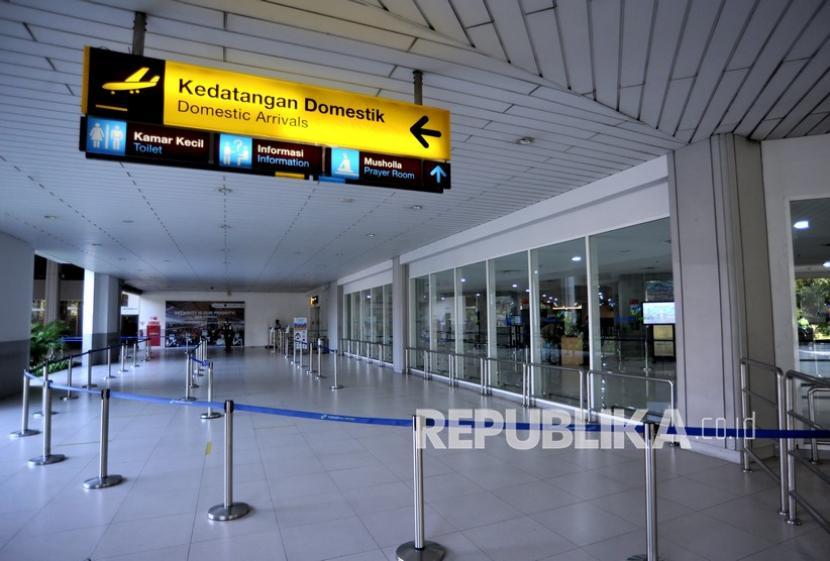 Bandara Internasional I Gusti Ngurah Rai di Badung, Bali (ilustrasi)