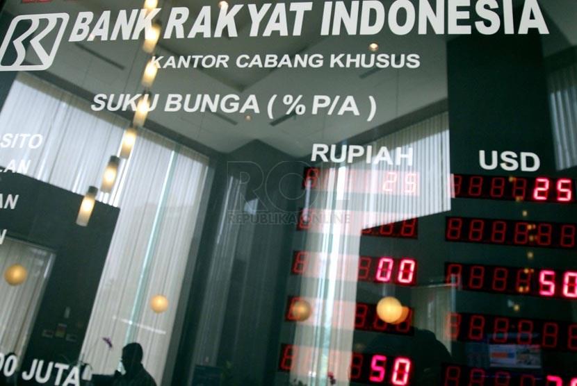 Perdana Bri Terima Penyetoran Penerimaan Negara Dengan Uang Asing Republika Online