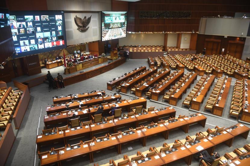 Farhan Dorong RUU PDP Segera Disahkan (ilustrasi).