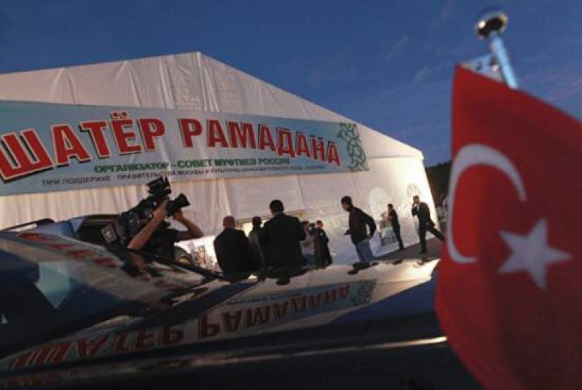Mengintip Tradisi Ramadhan di Rusia | Republika Online