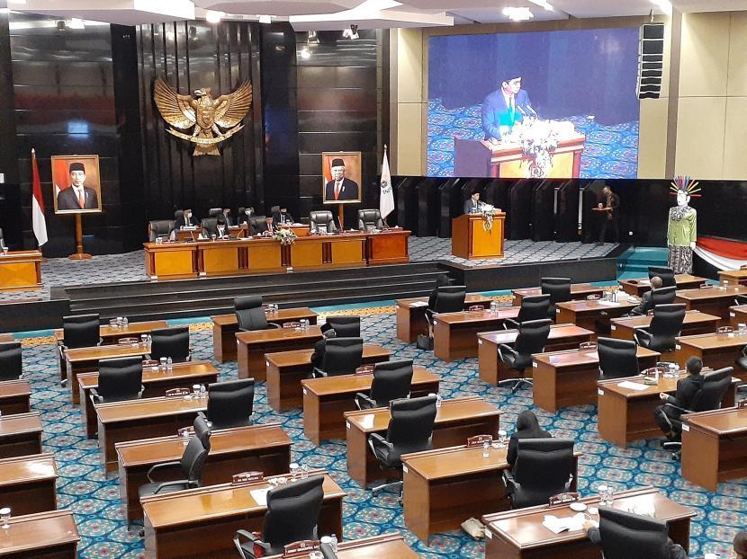 Dprd Dki Jakarta Sepakati Raperda Penanggulangan Covid 19 Republika Online