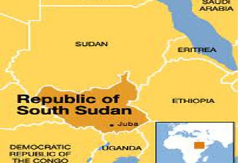 Sudan dan Sudan selatan