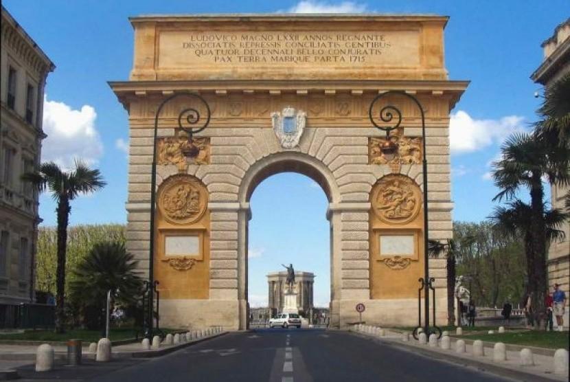 Sudut Kota Montpellier