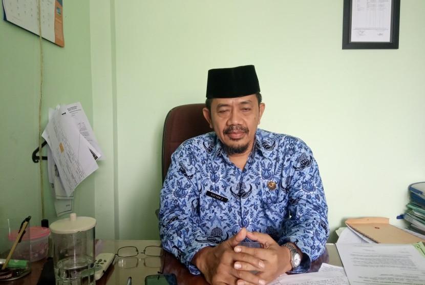 Sufyan Suri, Kepala Seksi Pendidikan Agama Islam Kemenag Kota Bogor