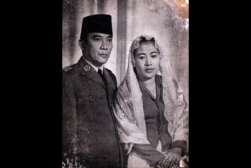 Sukarno dan fatmawati