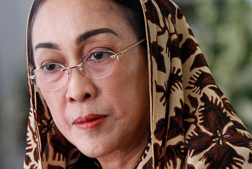 Sukmawati Soekarno Putri.