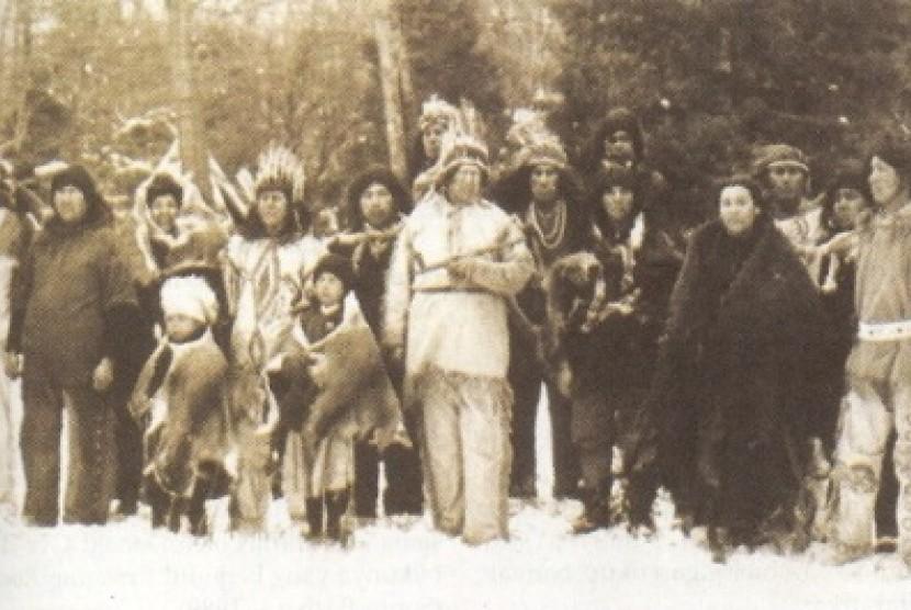 Suku Indian penduduk asli Benua Amerika