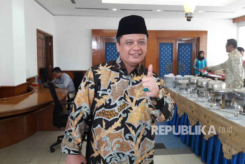 Ketua Forum Silaturahmi Keraton Nusantara (FSKN) sekaligus Sultan Sepuh XIV Keraton Kasepuhan Cirebon, PRA Arief Natadiningrat