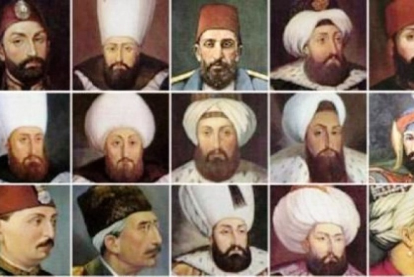 Sultan-sultan Ottoman