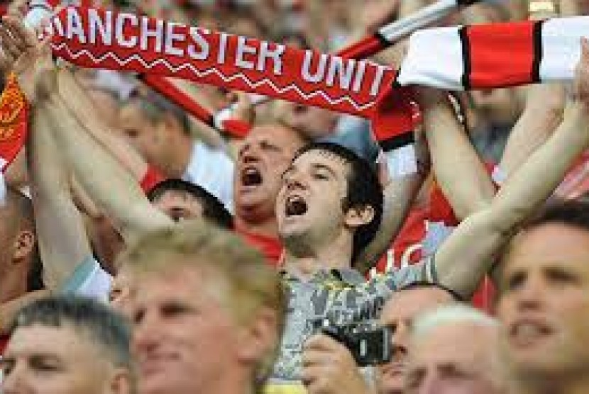 Suporter Manchester United